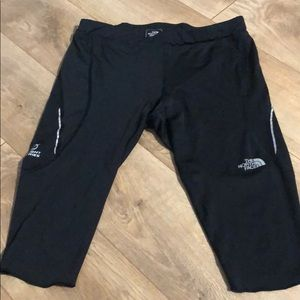 North face crop legging